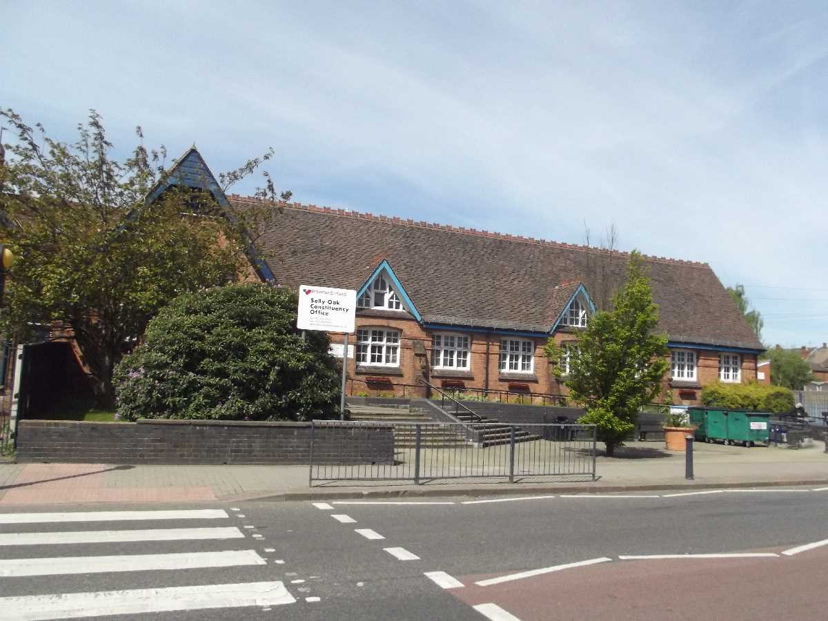 Stirchley Primary School - Pershore Road, Stirchley