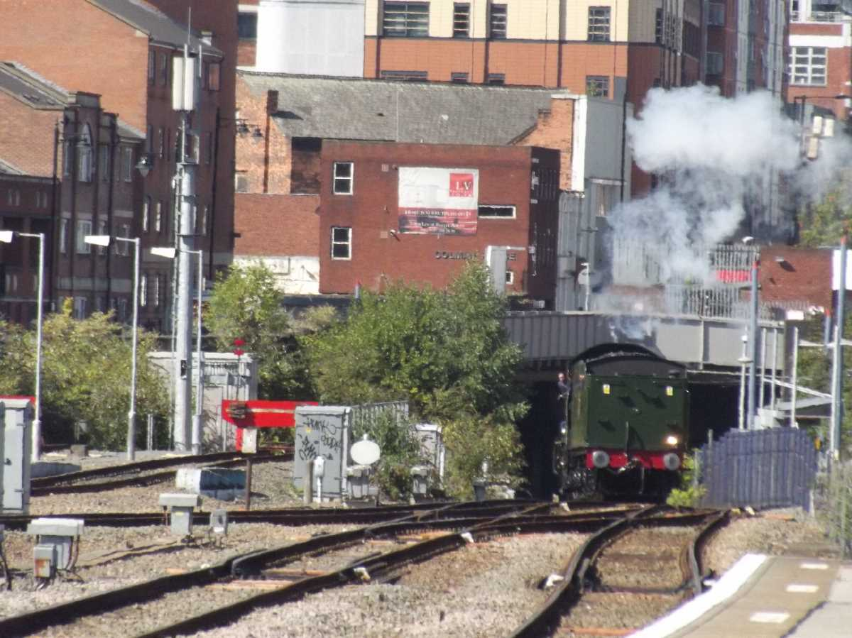 Shakespeare Express at Birmingham Snow Hill