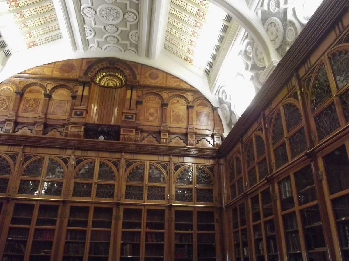 Shakspeare Memorial Room