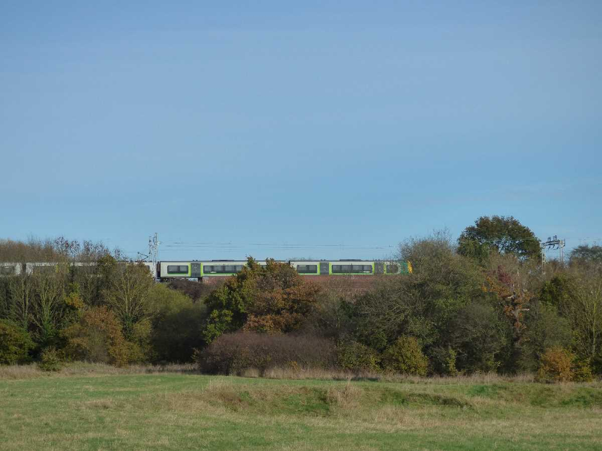 Sheldon Country Park train