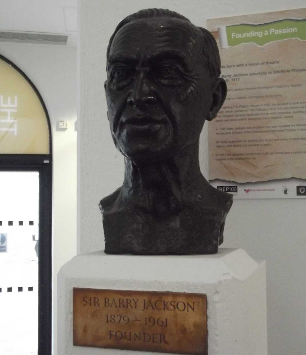 Sir Barry Jackson
