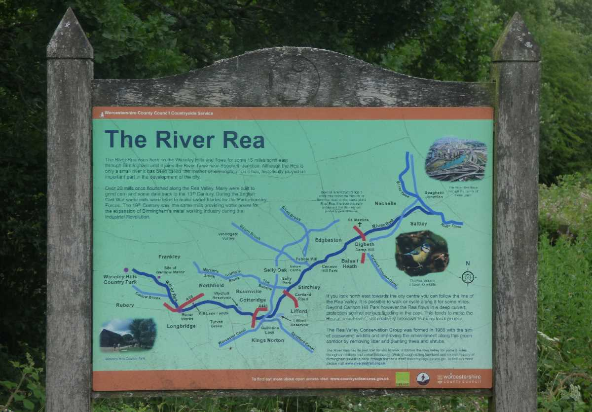 Source of the River Rea