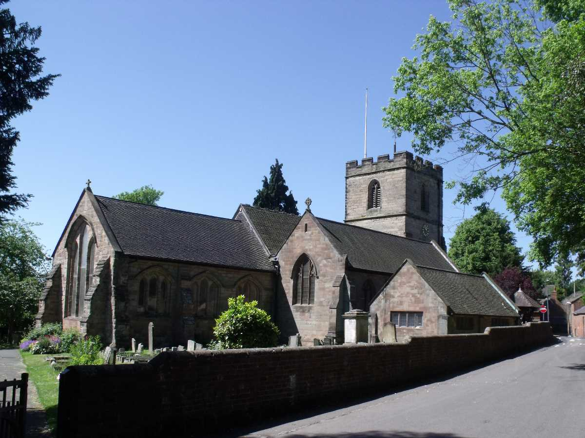 St Laurence's Church, Northfield