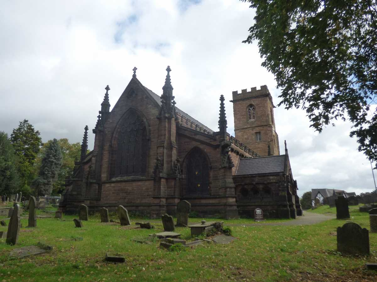 St Mary's Church Handsworth