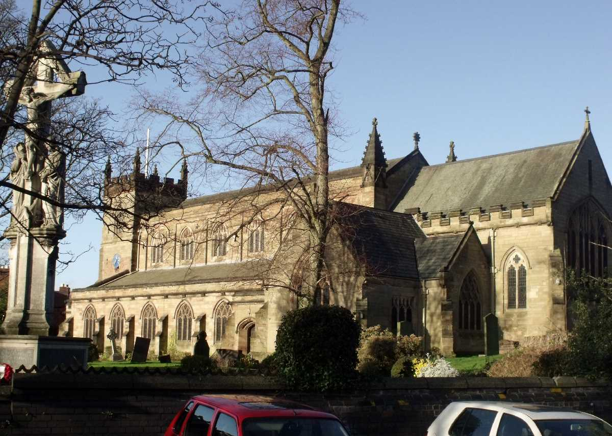 St Mary's Church - St Mary's Row, Moseley
