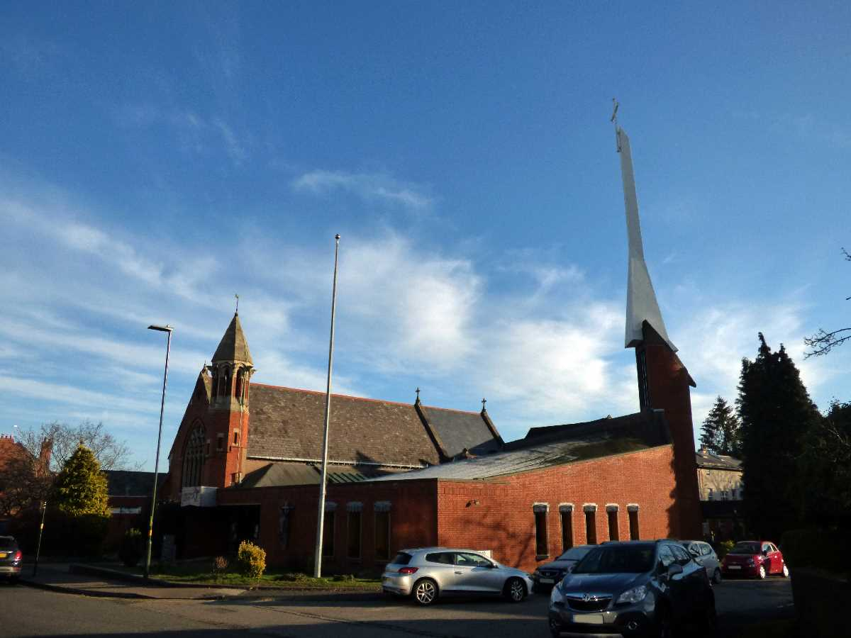 St Mary's RC Church - Vivian Road, Harborne