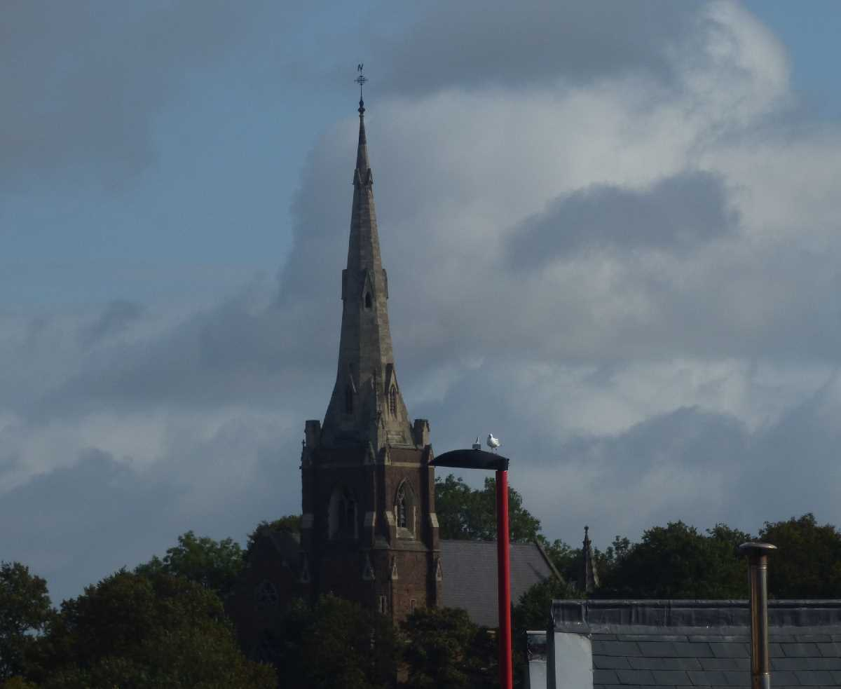 St Michael's Church Handsworth