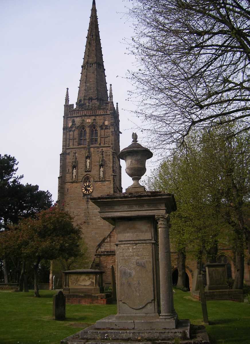 St Nicholas Church Kings Norton