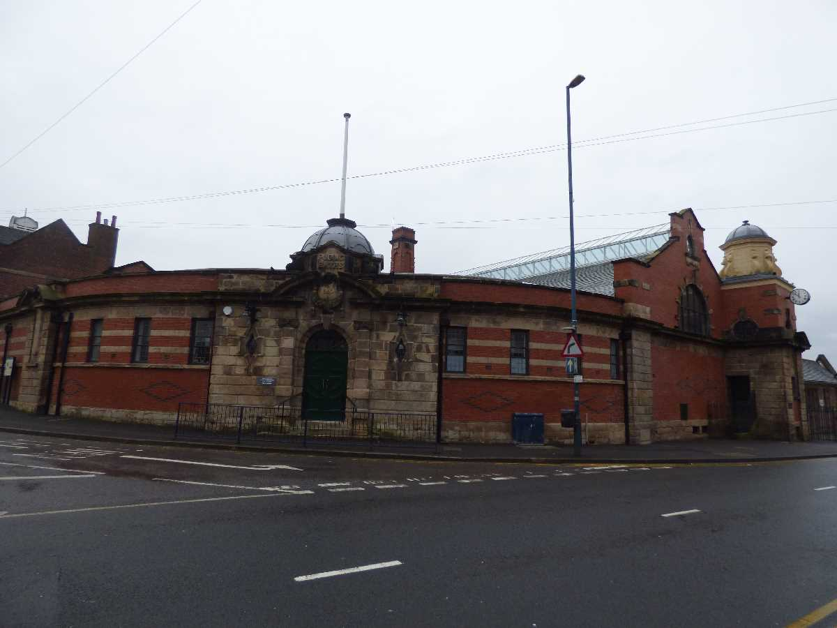 Stirchley Public Baths - Hazelwell Street, Stirchley