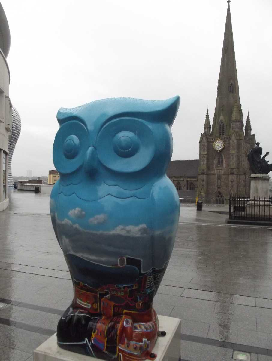 Big Hoot St Martin's Square