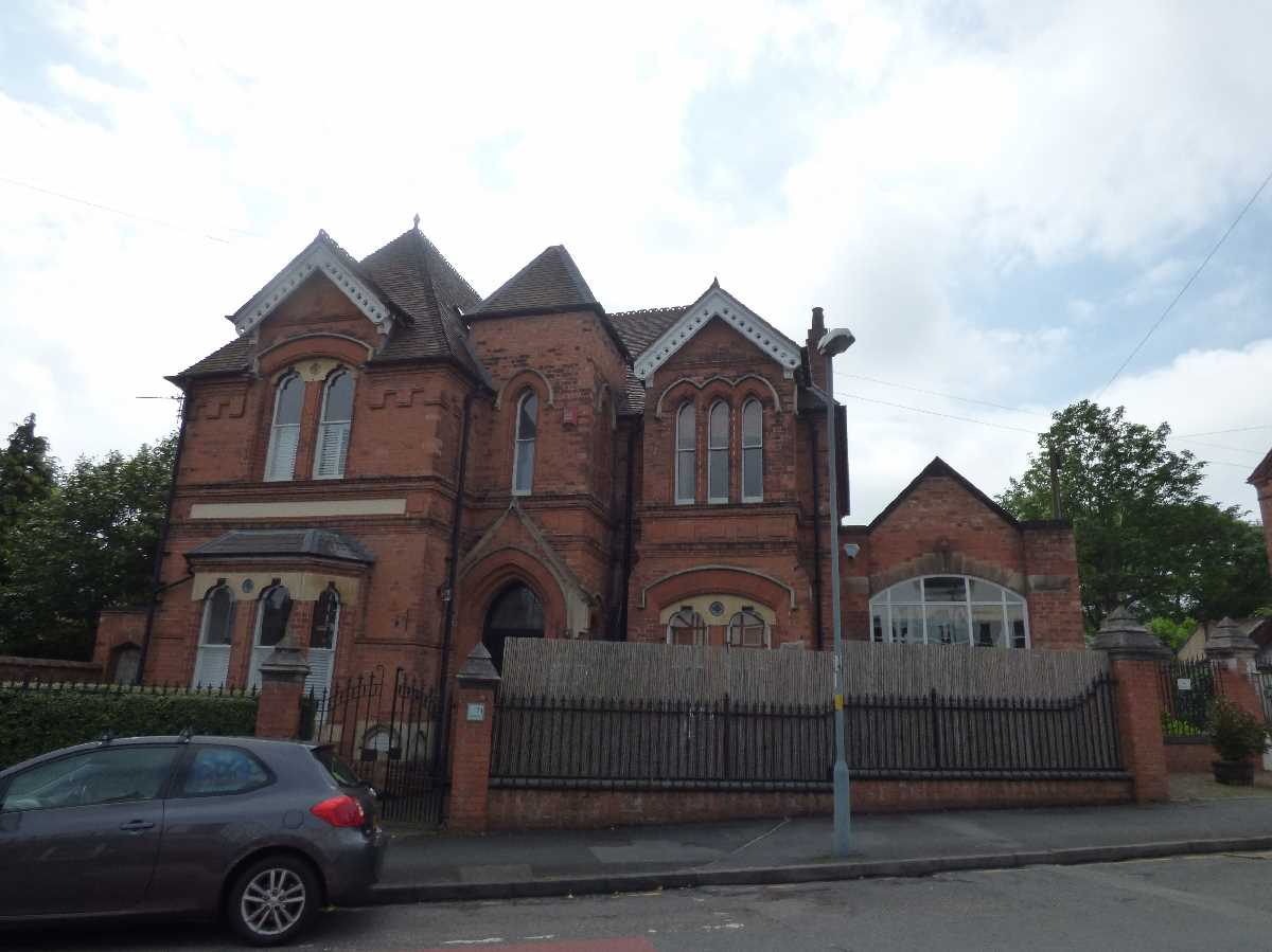The Library - Station Road, Harborne