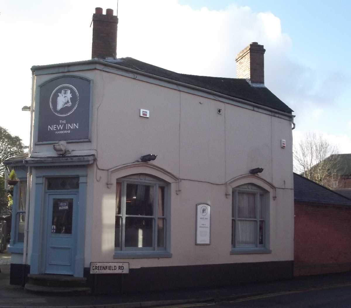 The New Inn Harborne