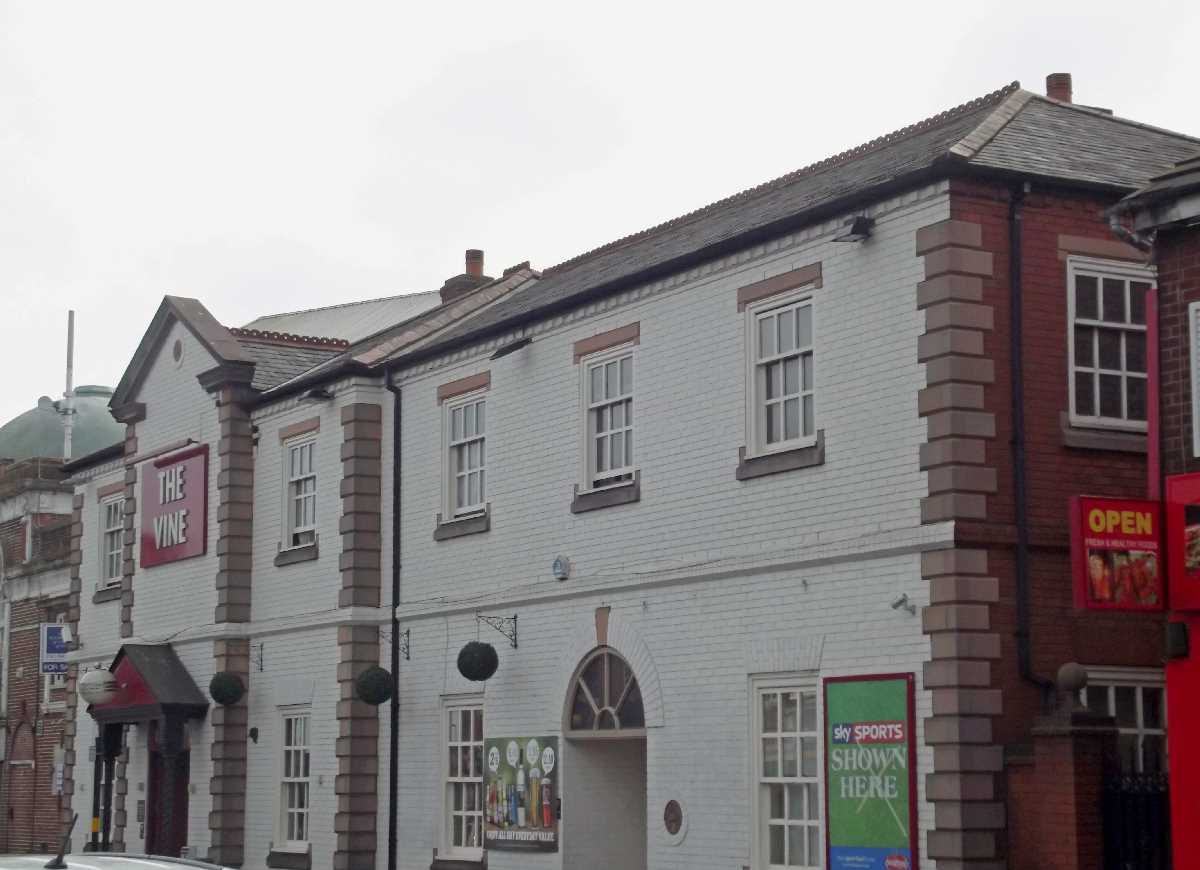 The Vine - High Street, Harborne