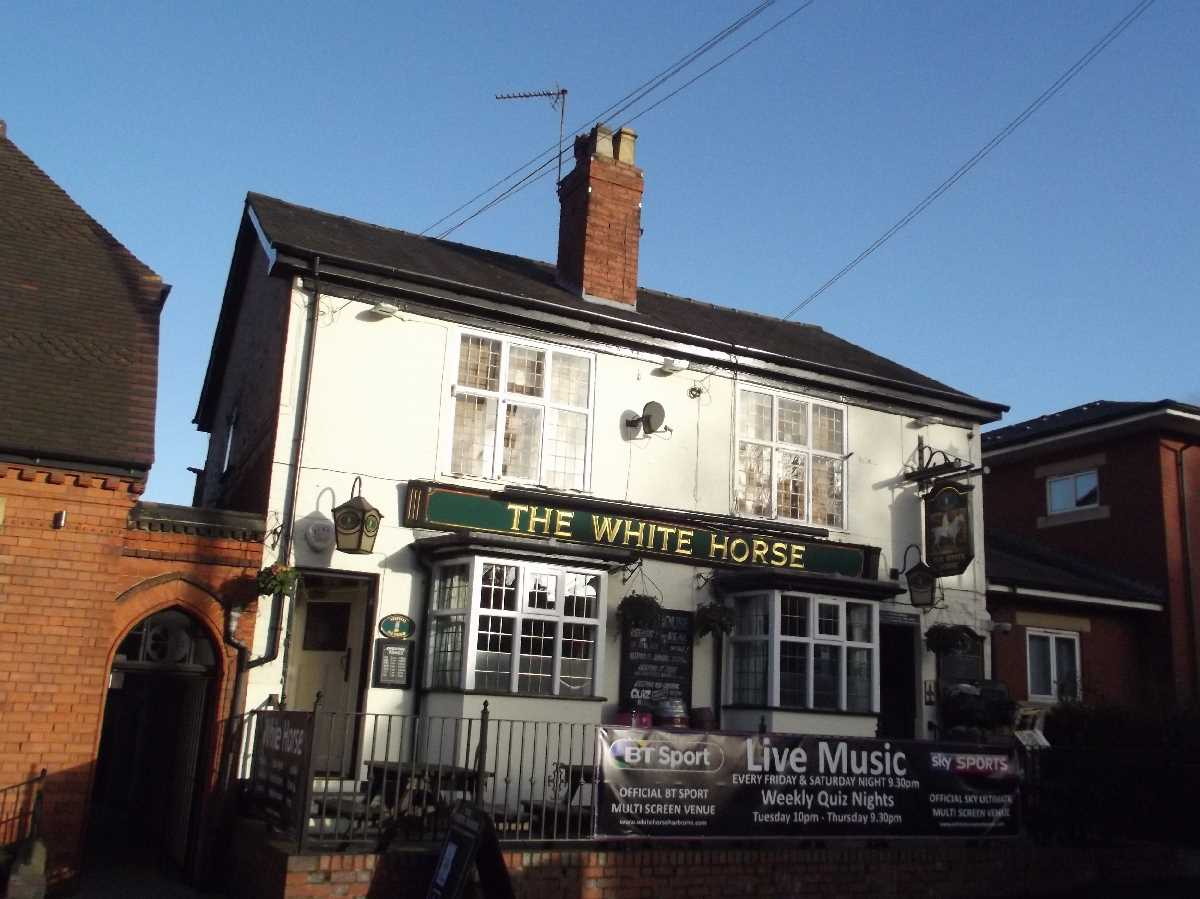 The White Horse - York Street, Harborne
