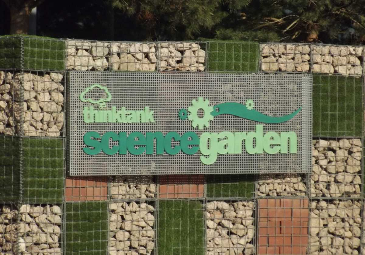 Thinktank Science Garden