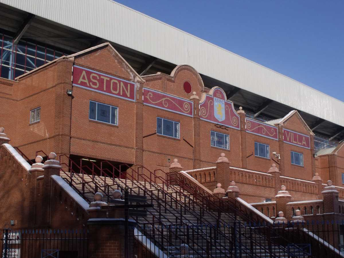 The Holte End Villa Park
