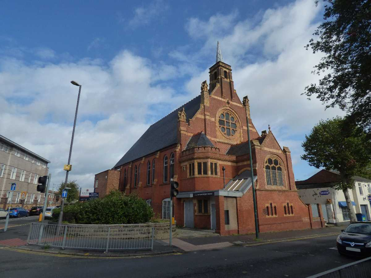 Villa Road Methodist Church