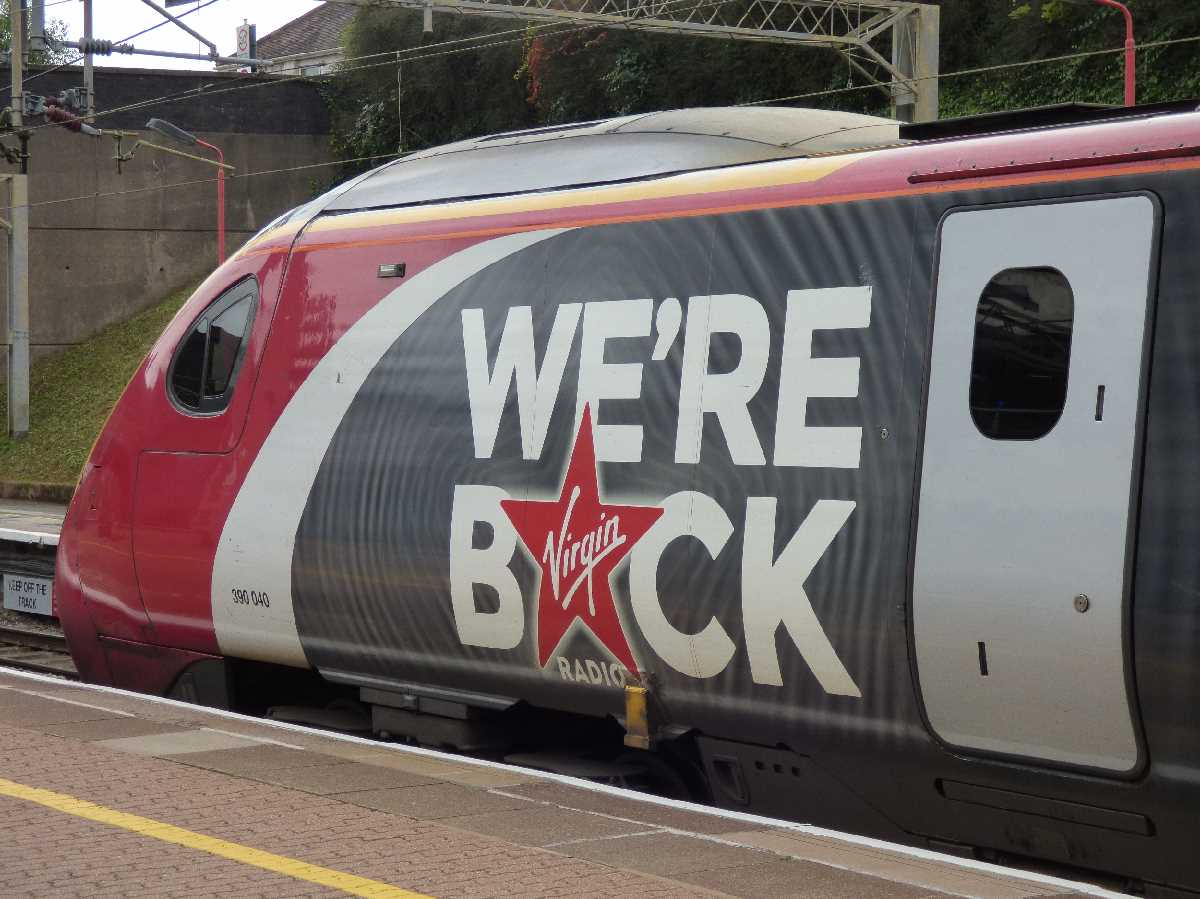 Virgin Trains Virgin Radio