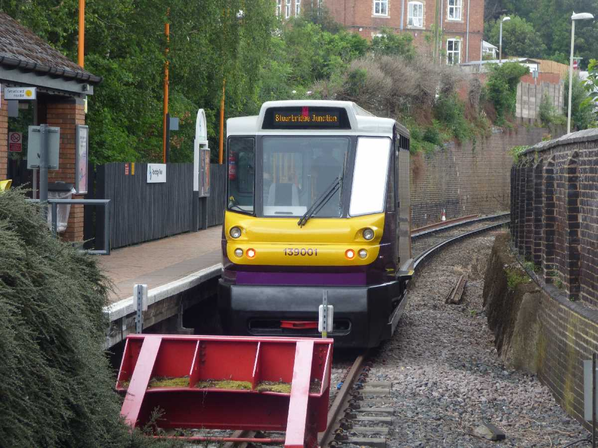 WMR Stourbridge Shuttle 139001