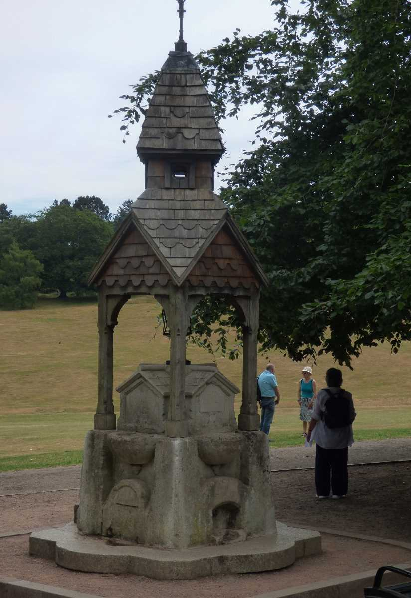 Warley Woods drinking fountain
