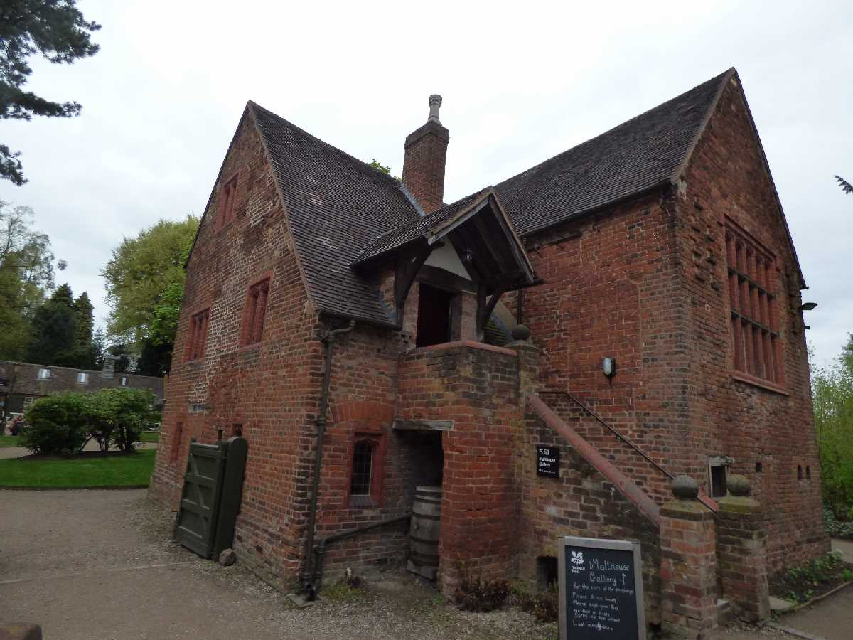 Malthouse Gallery at Wightwick Manor