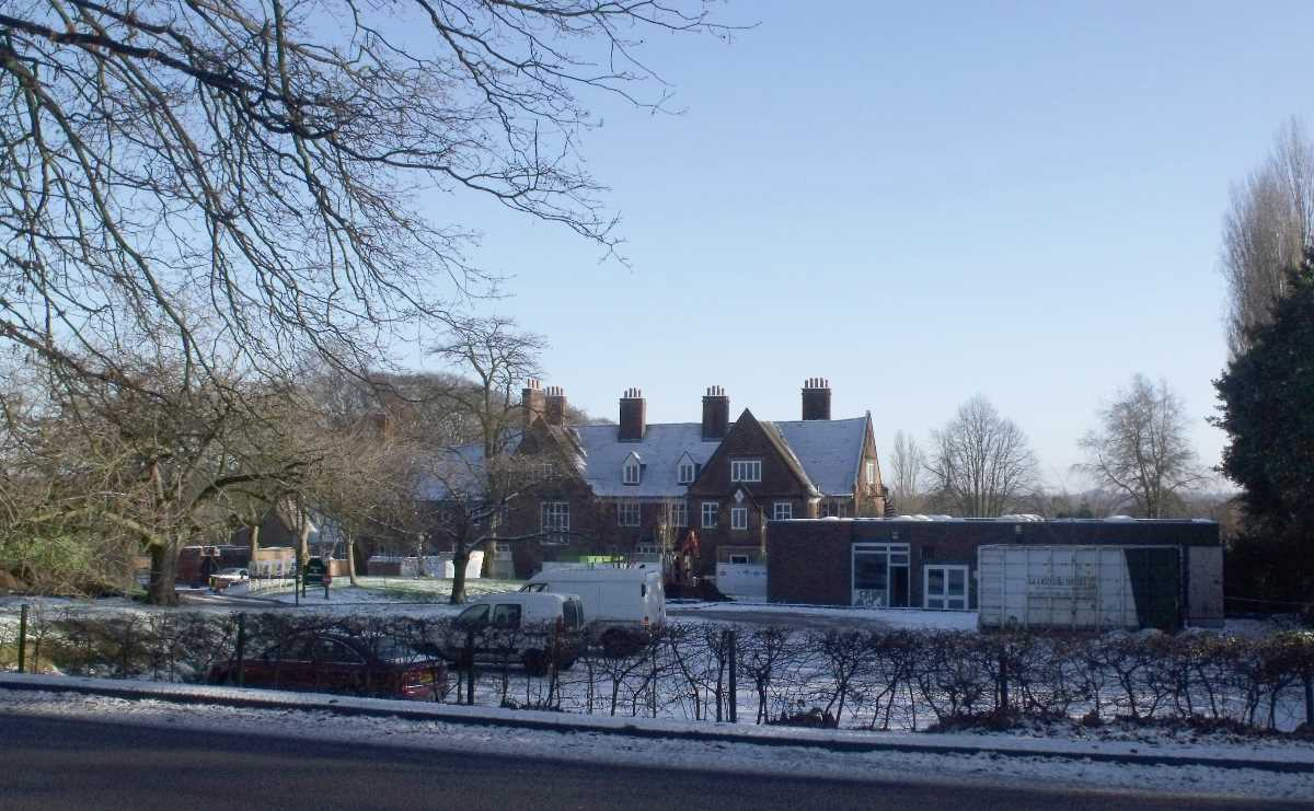 Winterbourne House