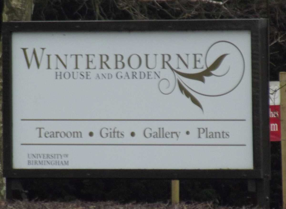 Winterbourne House & Garden