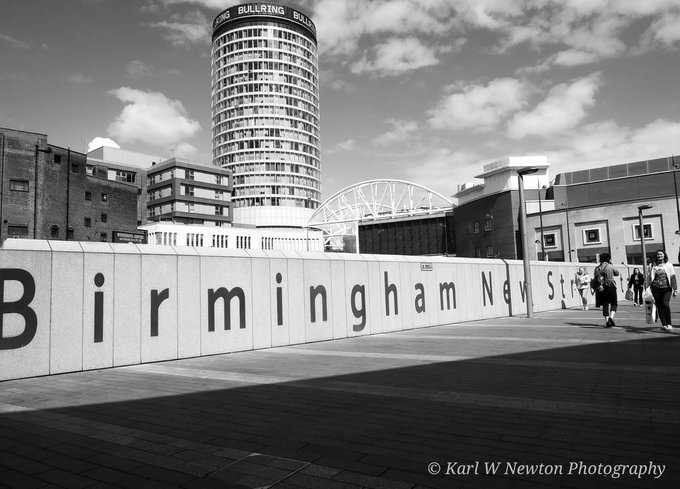 Introducing Karl Newton - a photographer with a real passion for Birmingham